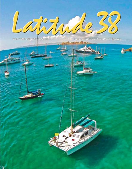 Latitude 38: March, 2015