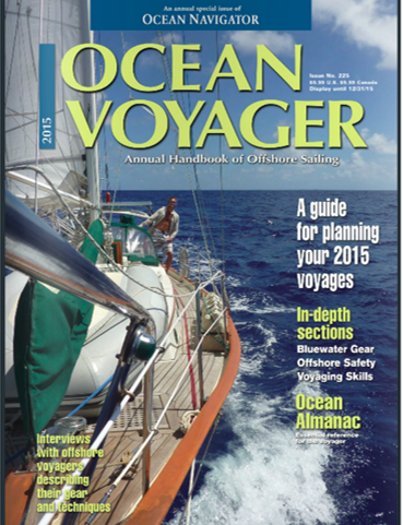 Ocean Voyager: 2015 Issue