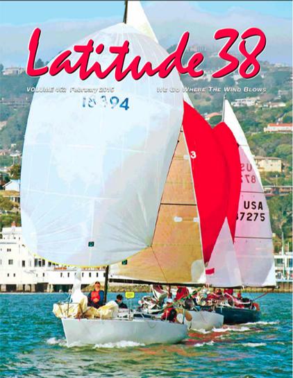 Latitude 38: February, 2015