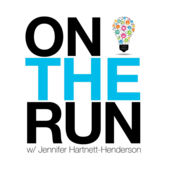 On The Run Podcast – Jennifer Massaro: Sailing the World, Facing Her Fears